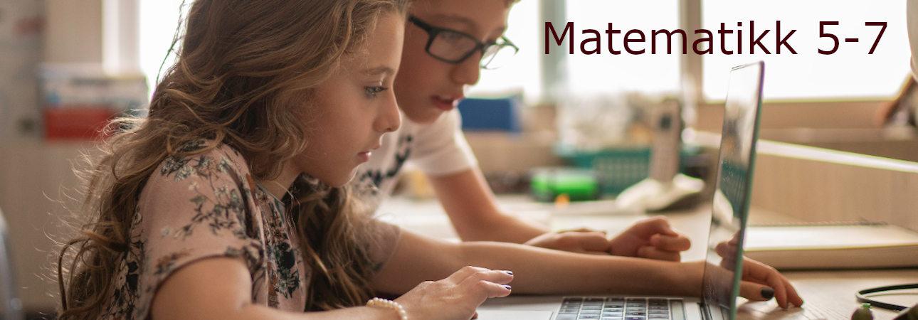 Digitalt læremiddel i matematikk for fagfornyelsen. Erstatter lærebok og gir utfyllende læringsanalyse.