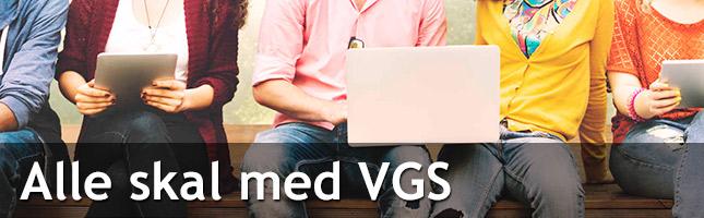 Digitalt læremiddel for VGS